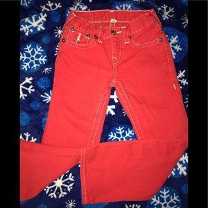 Kids Authentic True Religion Jeans
